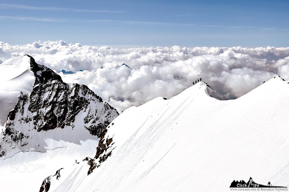 Photograph Piz Bernina by Francesco Vaninetti on 500px