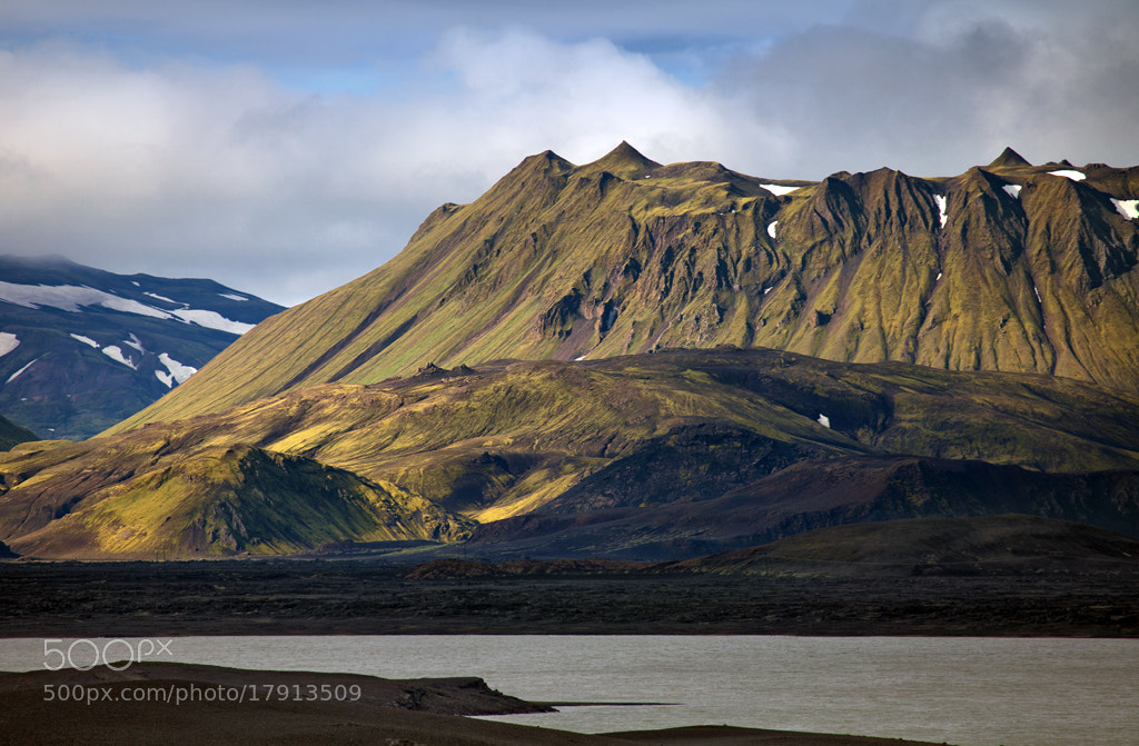 Photograph Þórisvatn by Berny S. on 500px