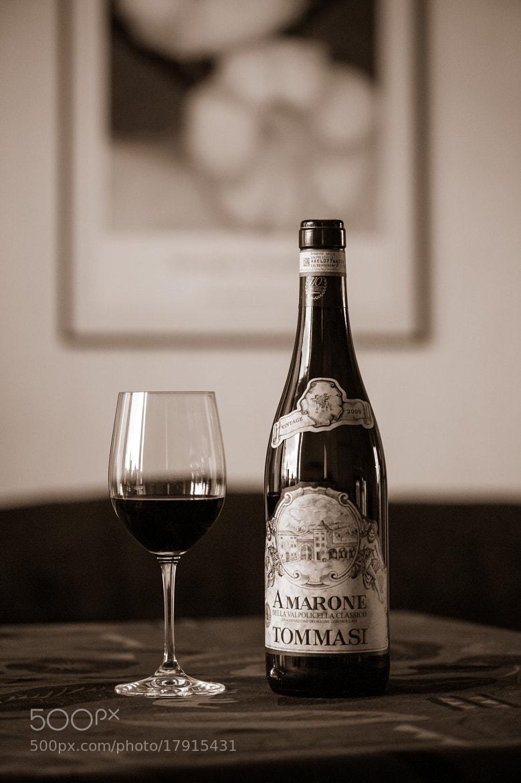 Photograph Delicious Amarone by Ari Salmela on 500px