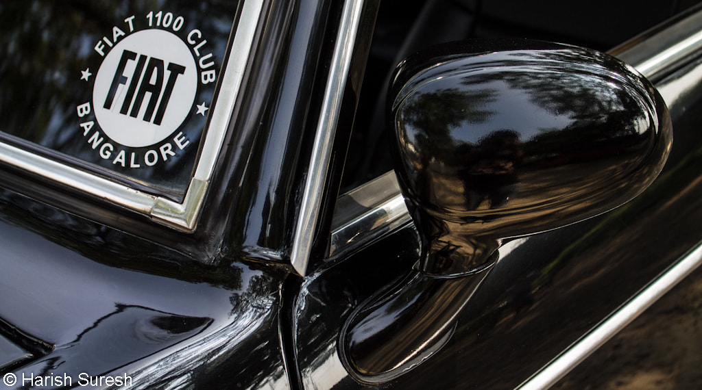 Photograph The Fiat 1100 Club , Bangalore by Harish Suresh on 500px