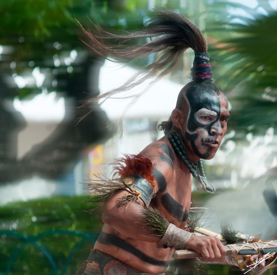 Photograph danza maya 2 by Marco Boldrin on 500px