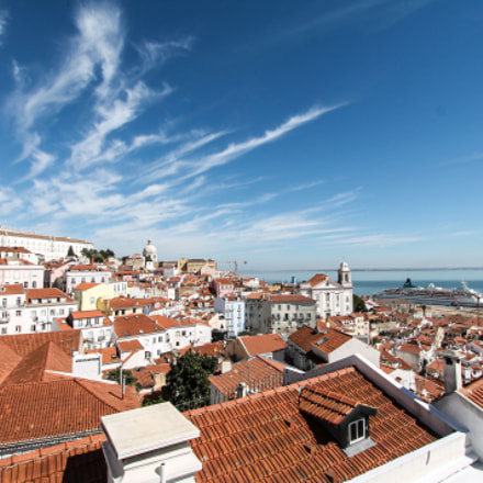 This is Lisboa, Canon EOS 1100D, Canon EF-S 10-22mm f/3.5-4.5 USM