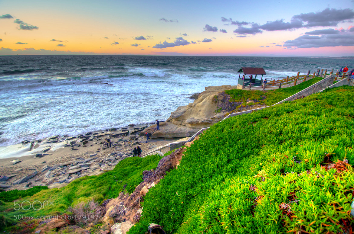 Photograph La Jolla HDR by William Murphy on 500px