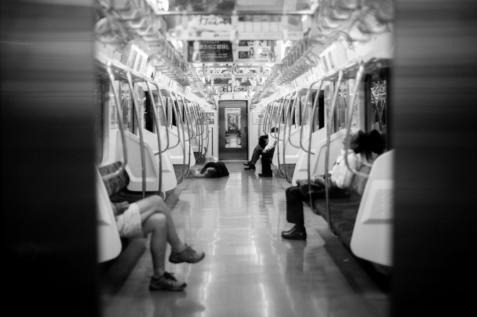 Photograph Metro Tokyo by Ian RP on 500px