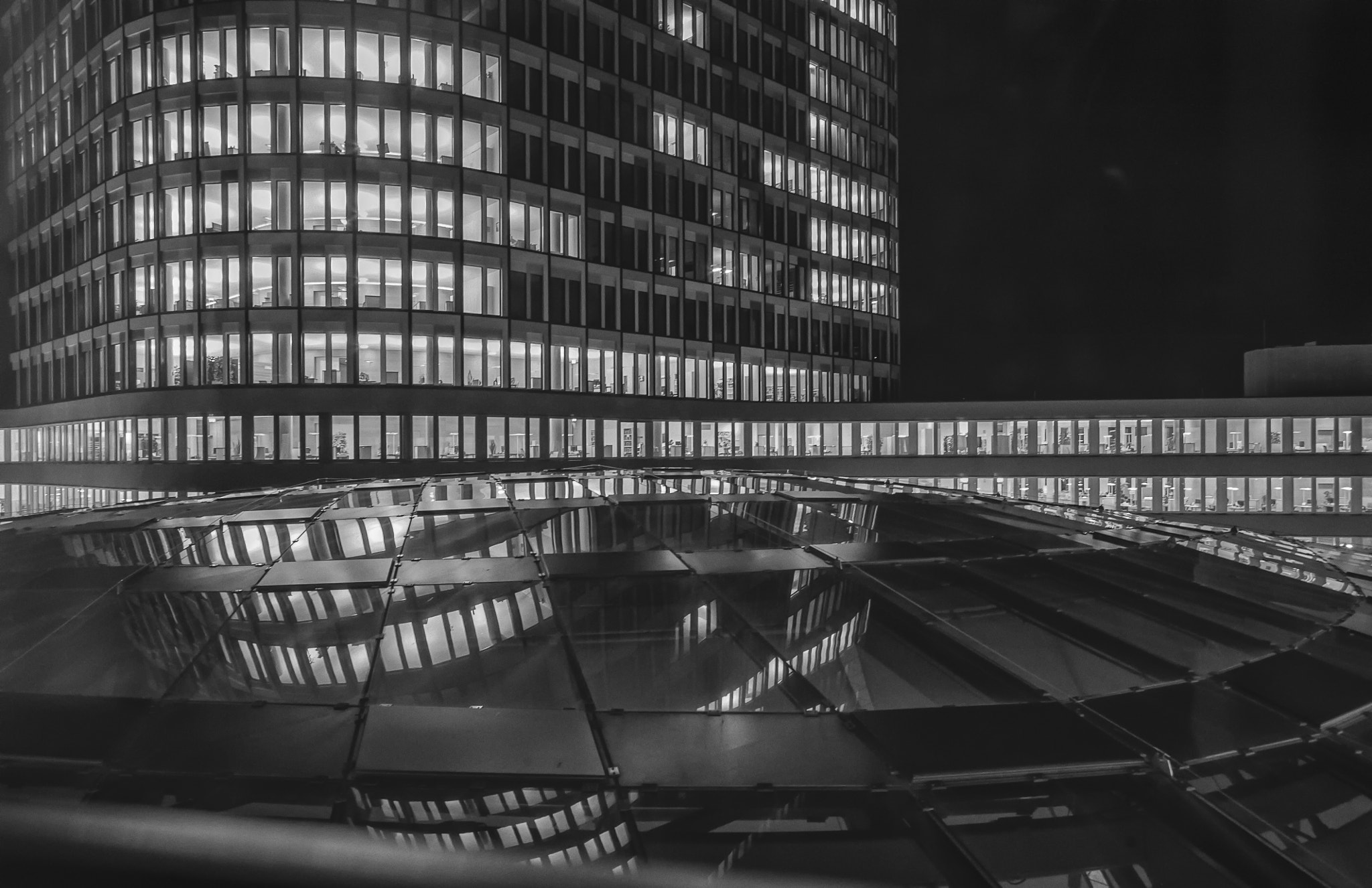 Photograph ADAC Headquaters, Munich by Werner Polwein on 500px