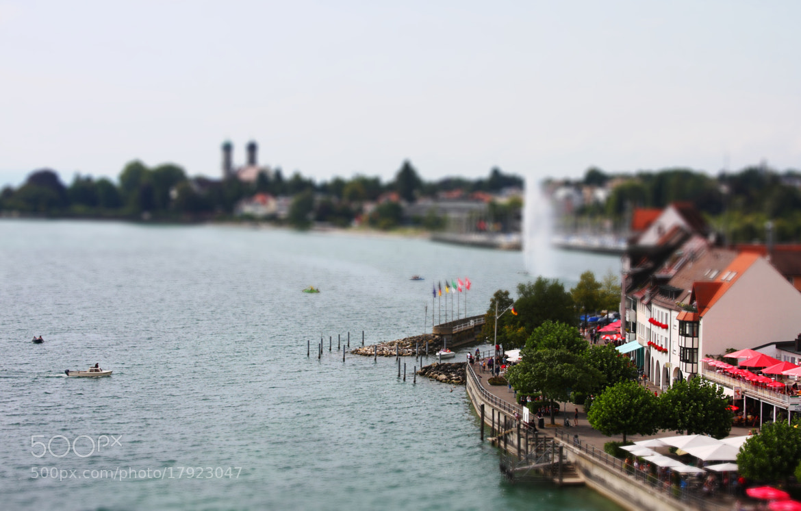 Photograph Lake constance by Michael Blaser on 500px