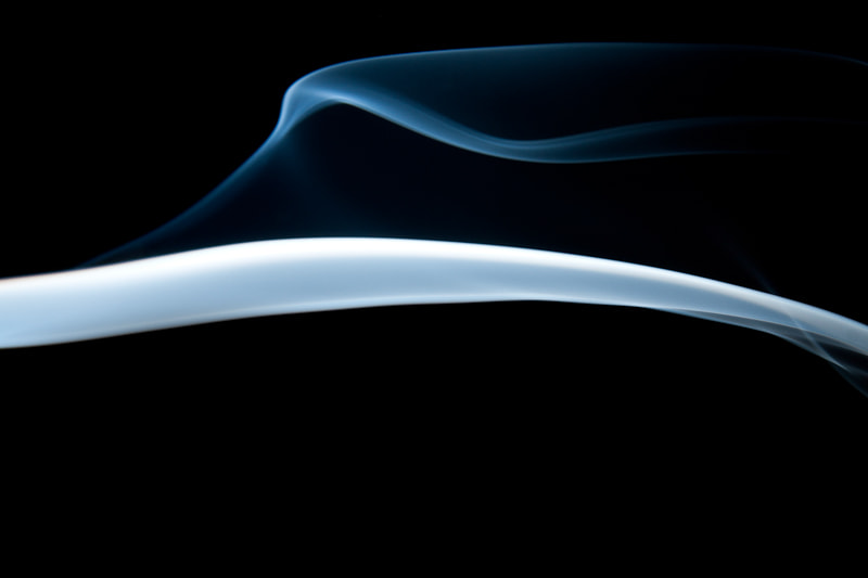 Photograph Blue Smoke by Dean Grzanic on 500px