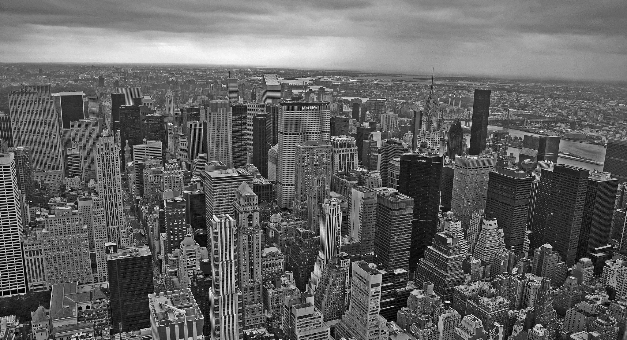 Photograph New York B&W by Shaun Fernandes on 500px