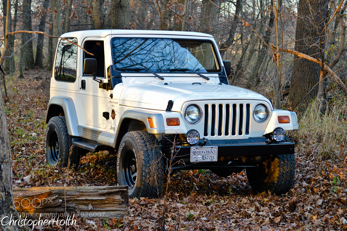 Photograph Fall Jeep'n by Chris Holth on 500px