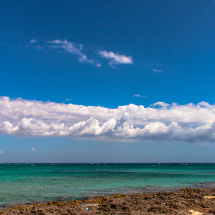 clouds on the sea, Canon EOS 500D, Sigma 18-125mm f/3.5-5.6 DC IF ASP