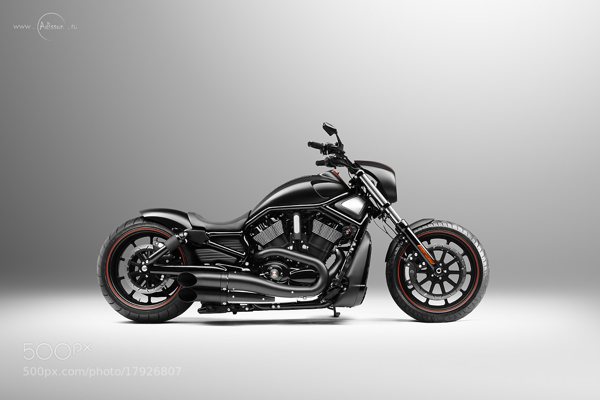 Photograph Harley-Davidson V-Rod by Anton Anufriev on 500px