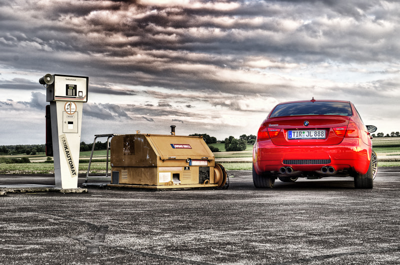 Photograph BMW M 3 by Klaus Schicker on 500px