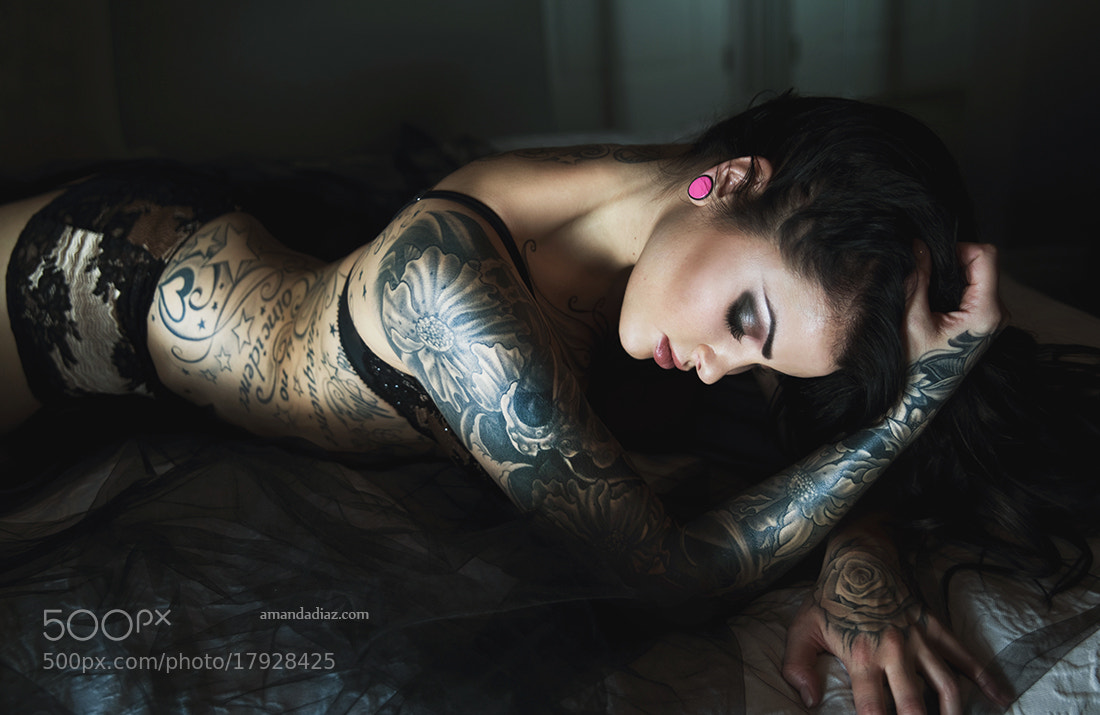 Photograph Tatted by Amanda Diaz on 500px