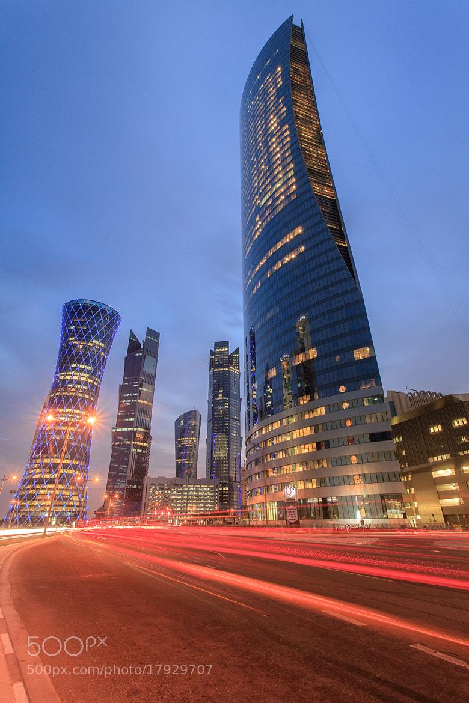 Photograph Doha CityScape by Helminadia Ranford on 500px