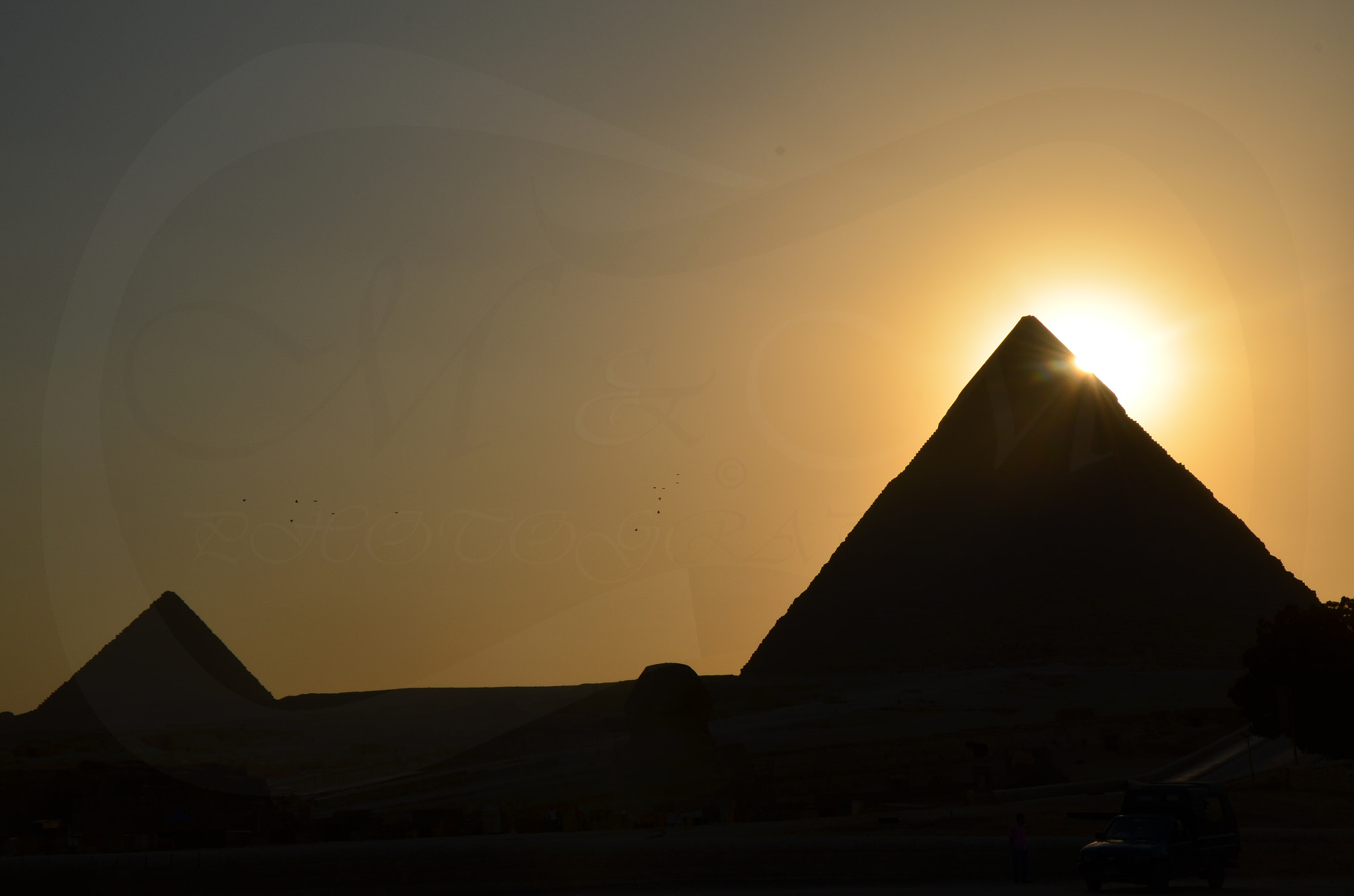 Photograph pyramids by Mohamed Raouf on 500px