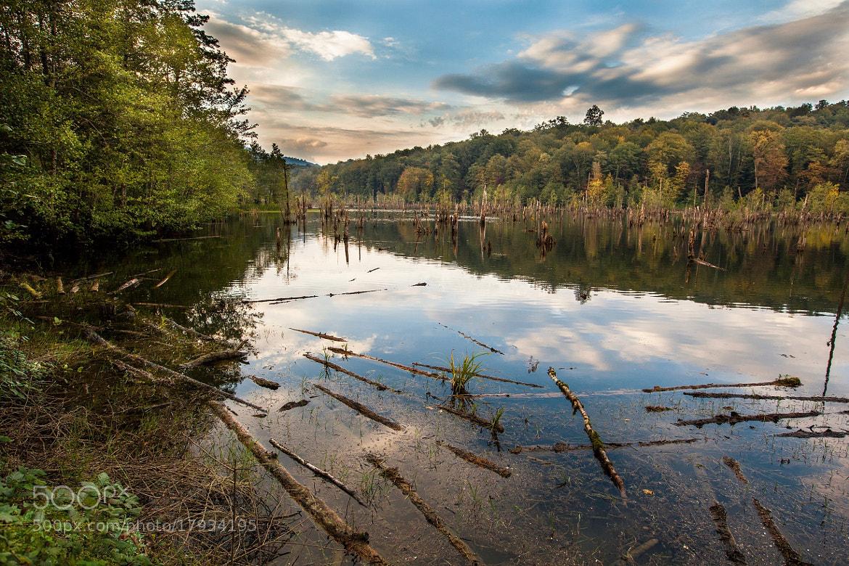 Photograph Ghost Lake by Nima Tadjeddin on 500px