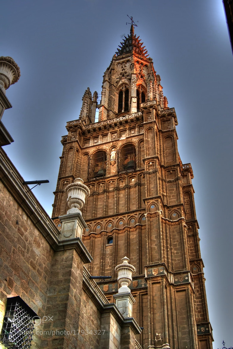 Photograph Cathedral of Toledo by Mariano Hidalgo on 500px