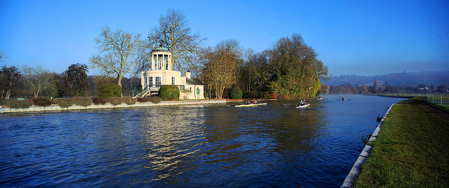 Temple Island nr Henley