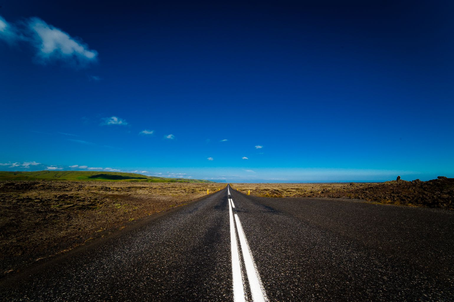 Photograph On the Road... Again by Arnault Serrière on 500px