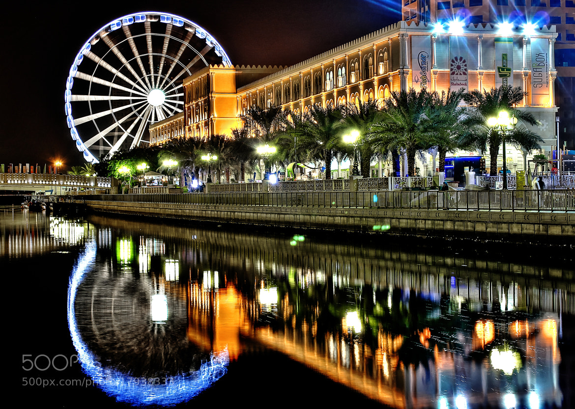 Photograph Ferris Wheel by dave balisi on 500px