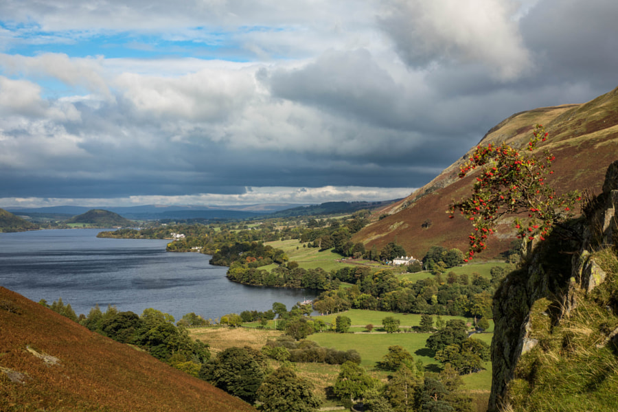 Ullswater from Martindale