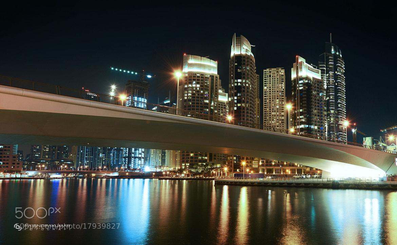 Photograph Dubai Marina by Rajkumar  on 500px