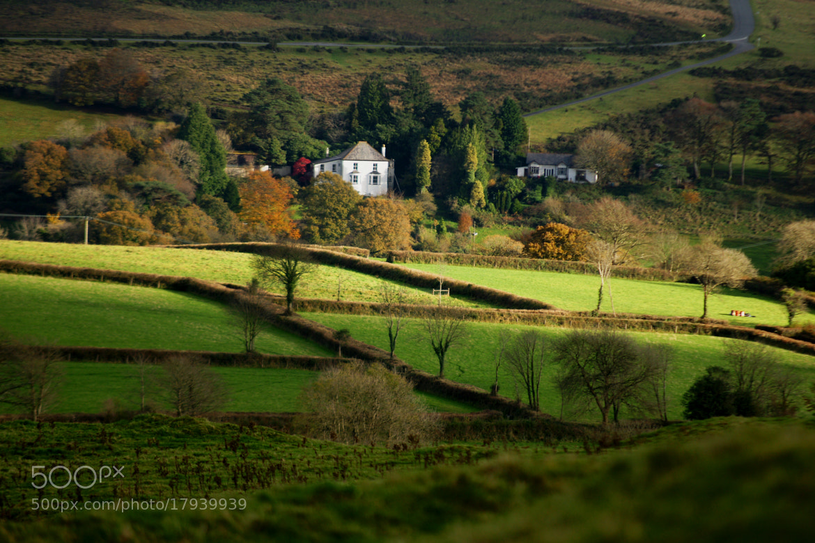 Photograph Dartmoor Cottage by Chris Schofield on 500px