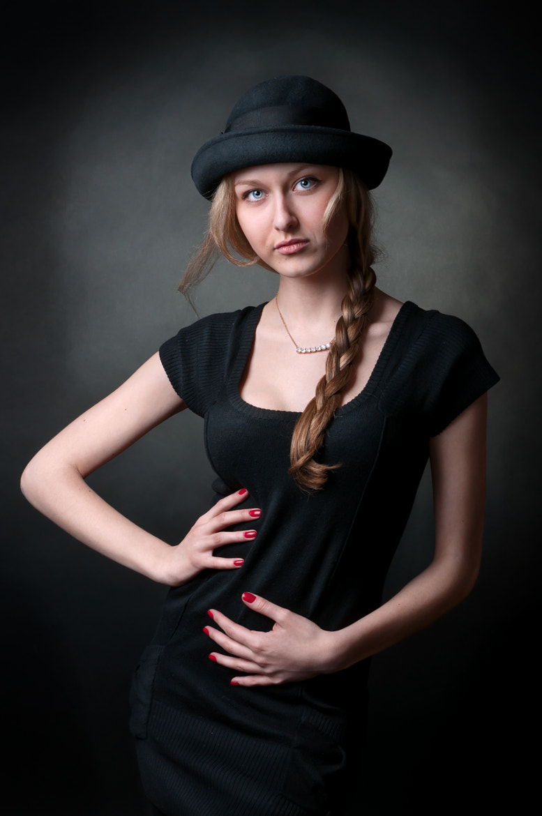Photograph The Hat by Eleanora Maier on 500px