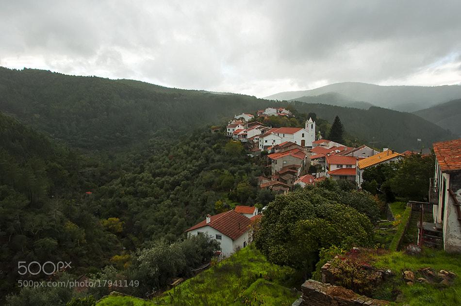 Photograph Aldeia de Alvaro by Jorge Orfão on 500px