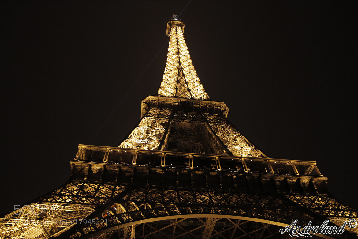 Photograph Tour Eiffel by Stephane Krawczyk on 500px