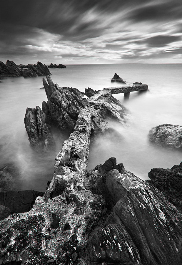 Photograph Stone Jetty by Stephen Emerson on 500px
