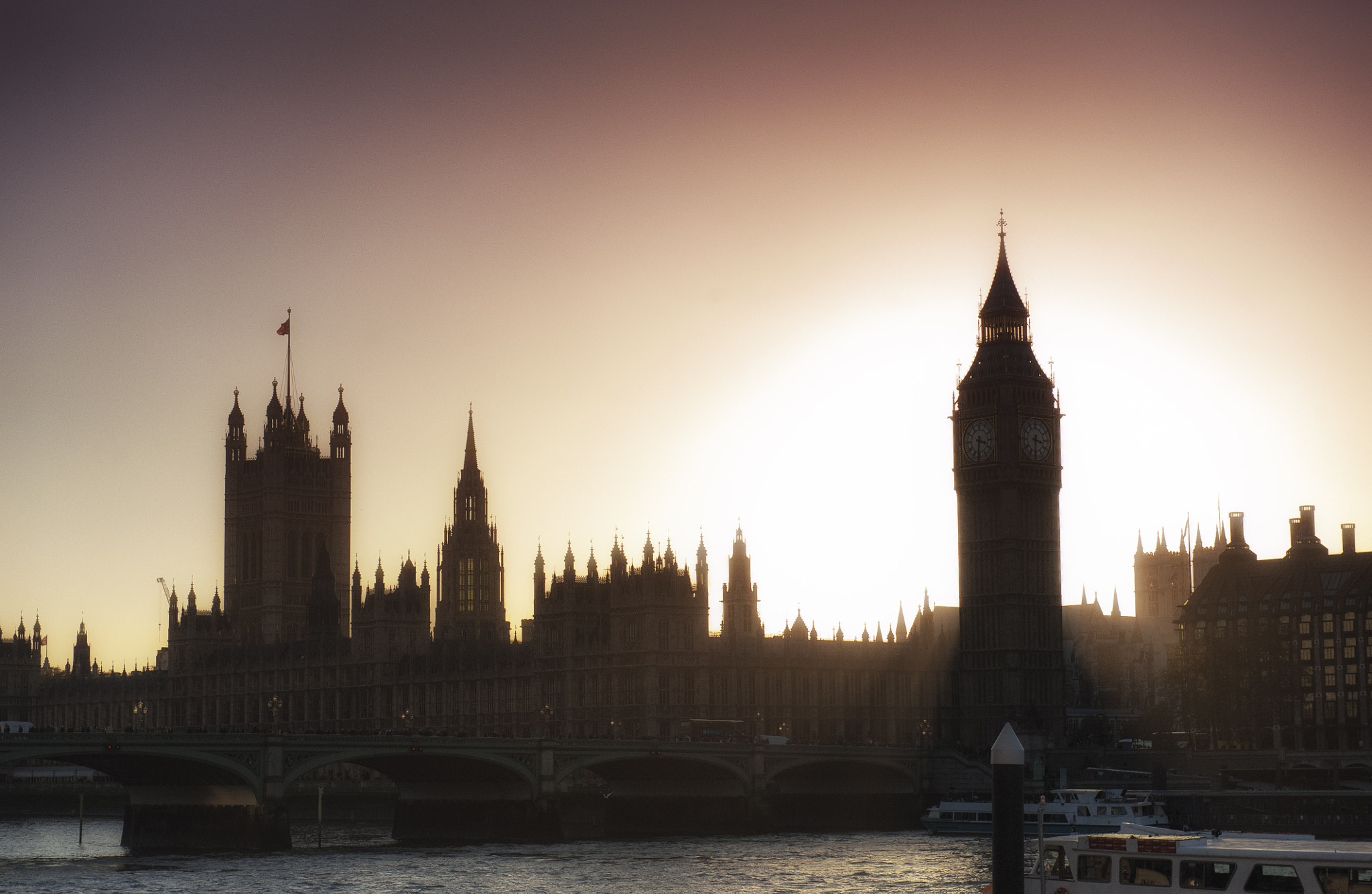 Photograph Westminster sunset by Chris Kench Photography on 500px