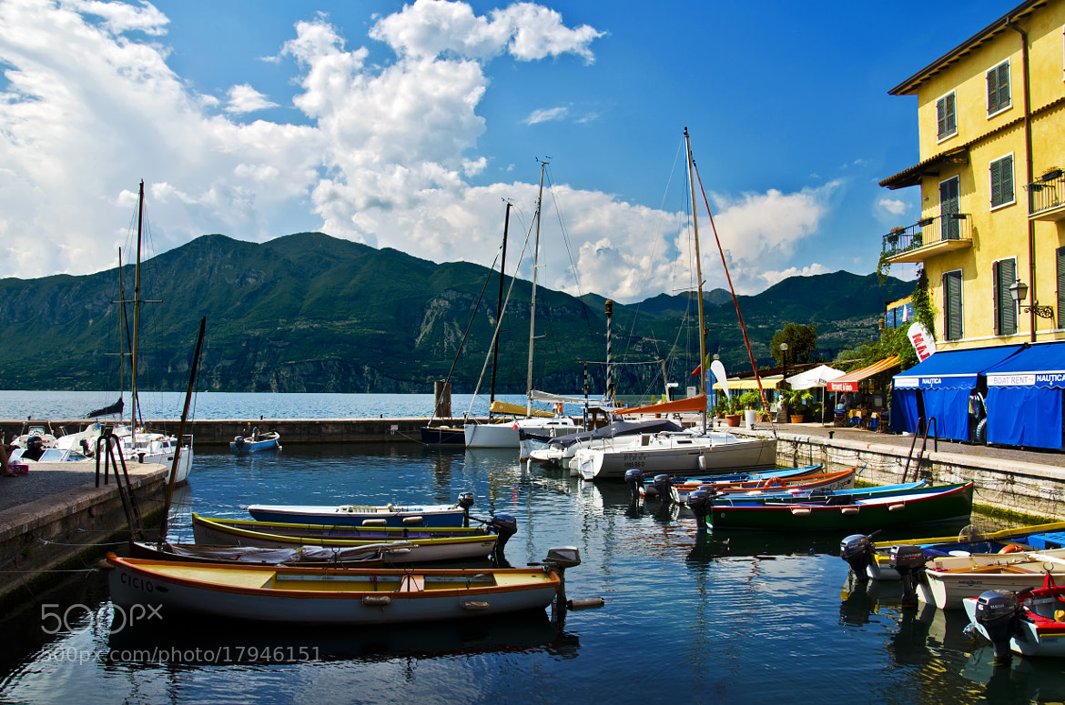 Photograph Boats In Italy by Guy Hakmon on 500px