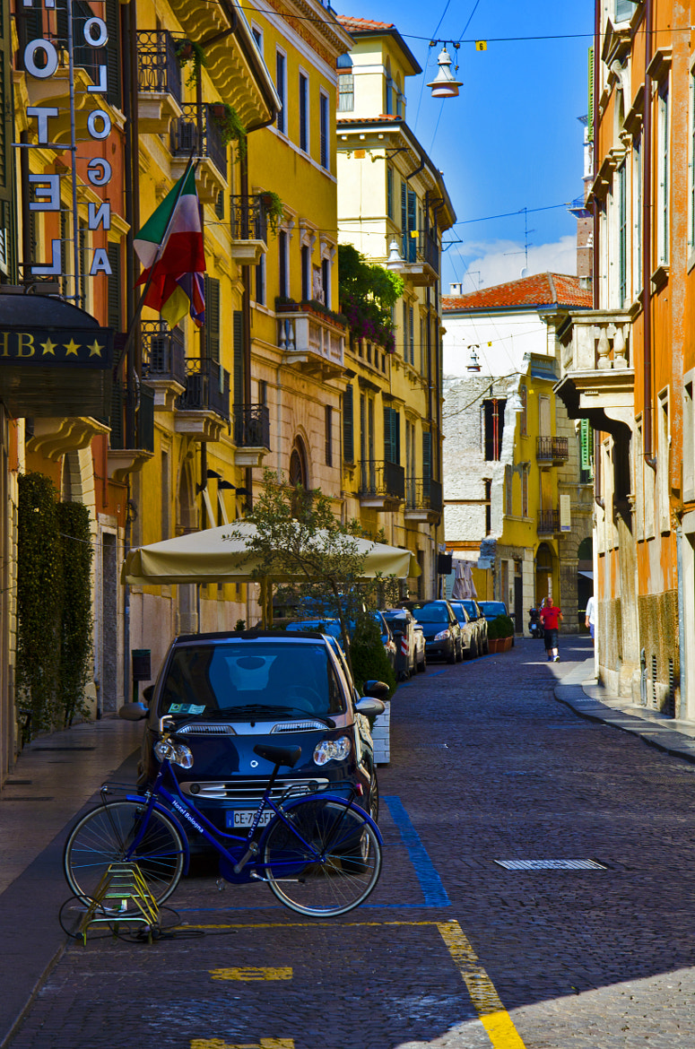 Photograph Street In Italy by Guy Hakmon on 500px