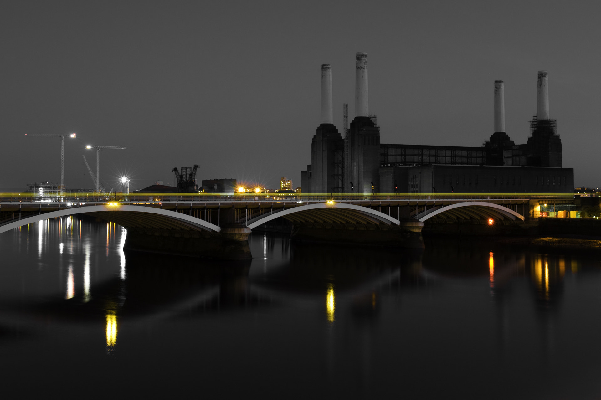 Photograph Busy Bridge by Hubert Mical on 500px