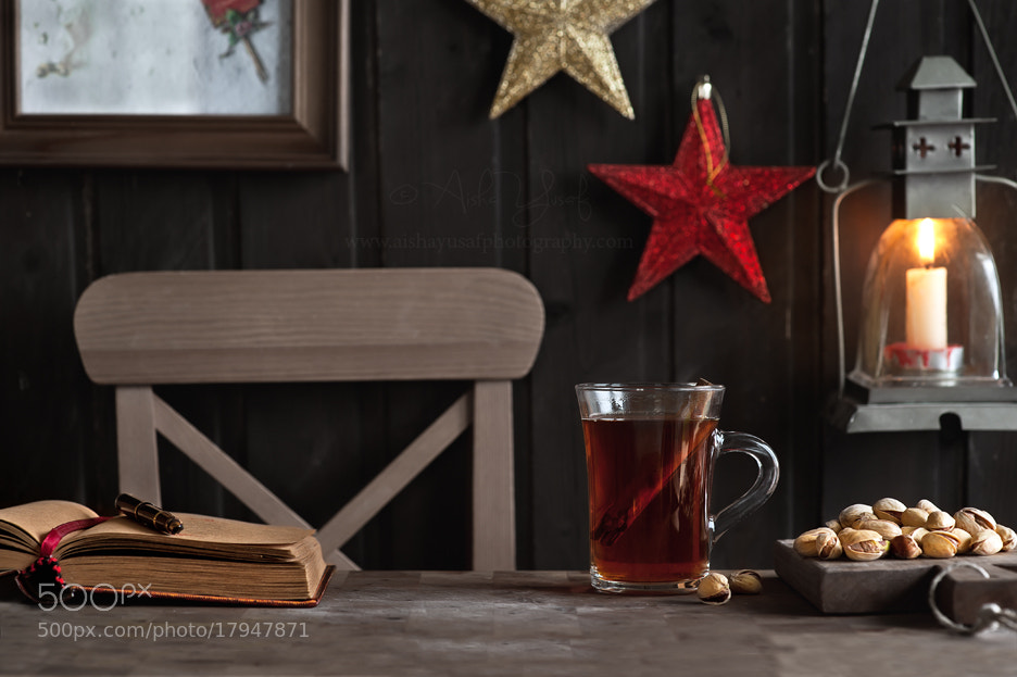Photograph Mulled Tea.. and Nuts by Aisha Yusaf on 500px