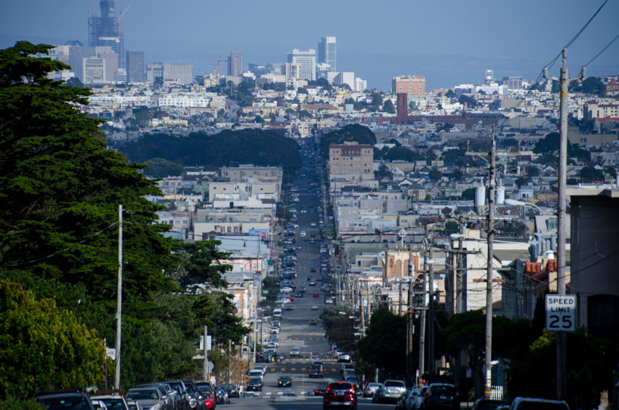 Clement St, San Francisco