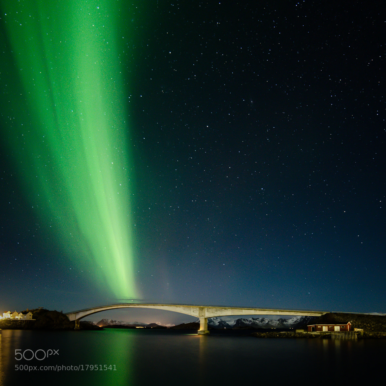 Photograph The Bridge by Vidar Lysvold on 500px