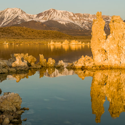 Mono Lake View, Canon EOS-1D, Canon EF 28-135mm f/3.5-5.6 IS