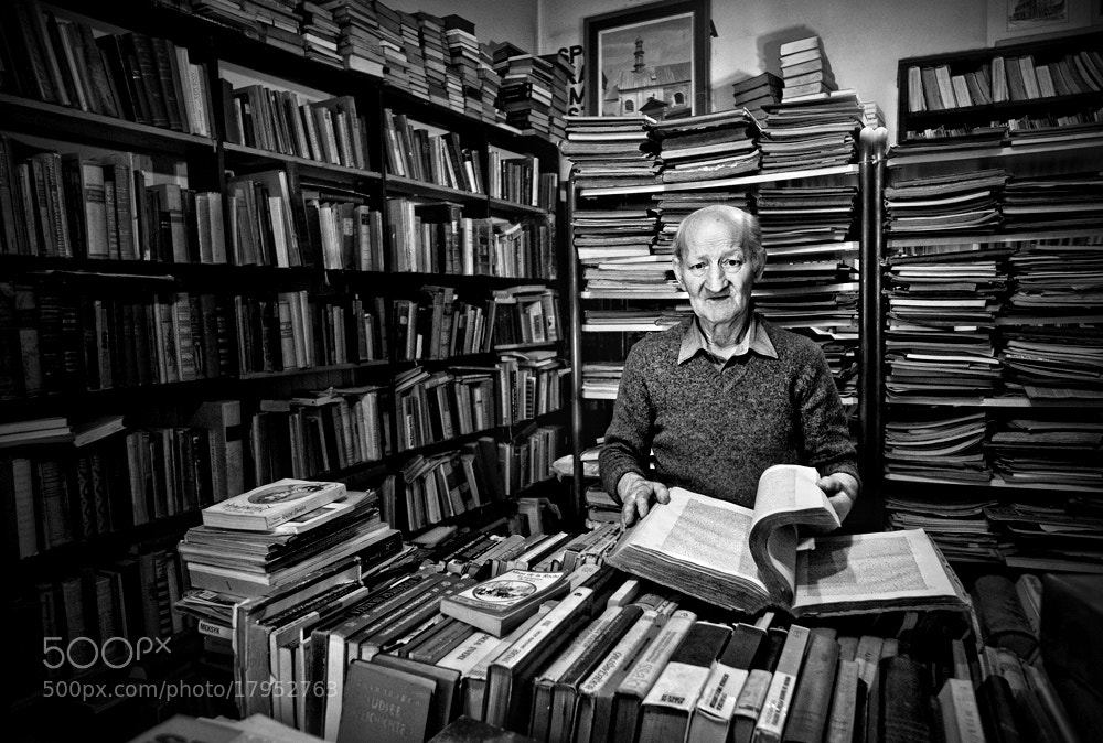 Photograph Antiquary by Patryk Morzonek on 500px