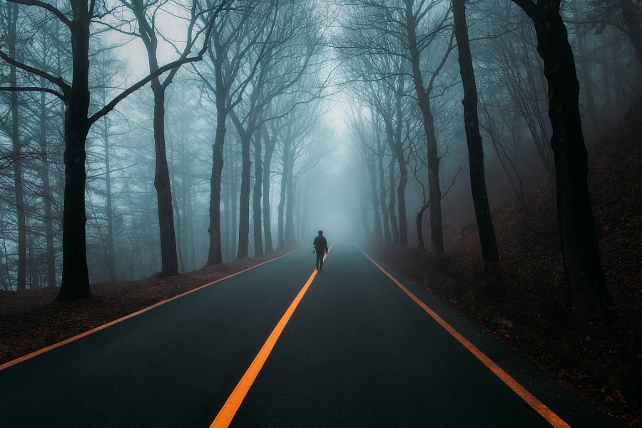 Hit the Road de Nathaniel Merz sur 500px.com