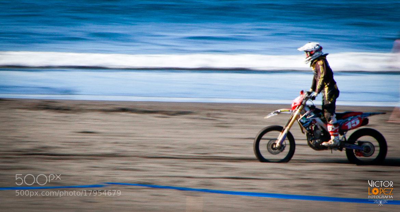 Photograph FIM Enduro Pichilemu II by Victor Lopez on 500px