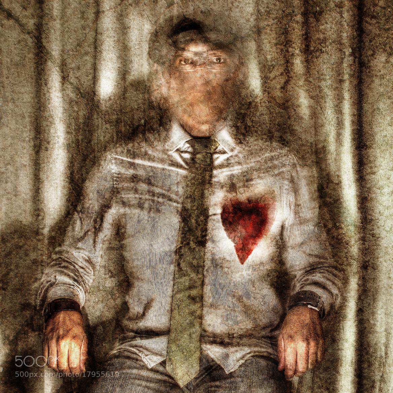 Photograph Self-portrait (10/12) by Erick Garcia Garcia on 500px