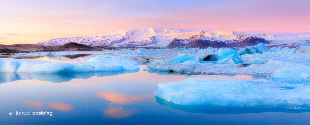 Photograph Land of Ice by Jarrod Castaing on 500px