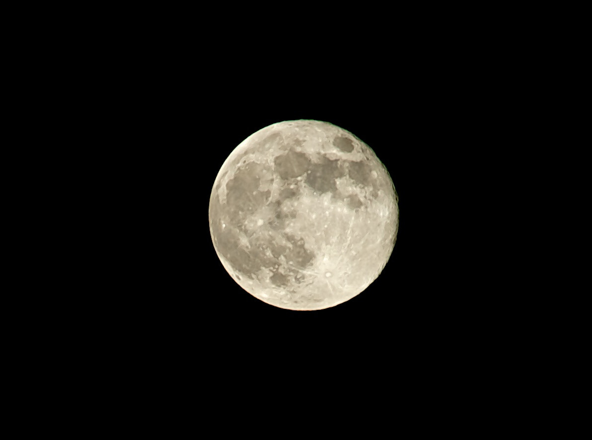 Photograph Full Moon by John Trautschold on 500px
