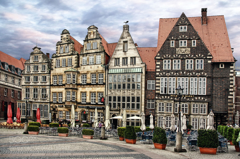 Photograph Bremen  Am Markt by Joachim G.  Pinkawa on 500px