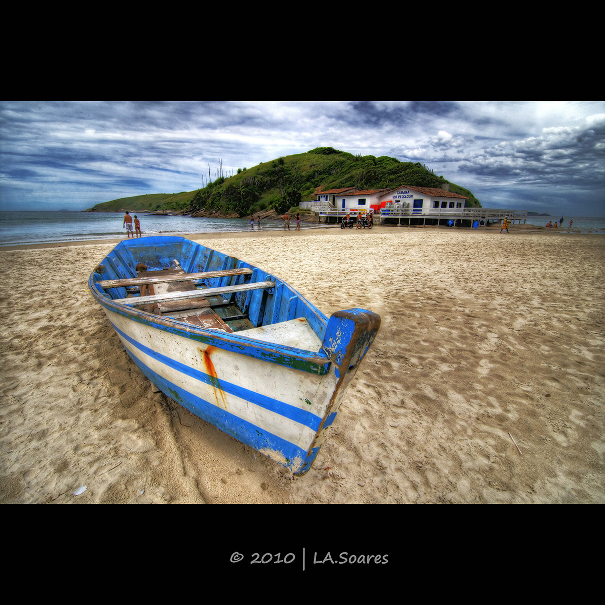 Photograph Boat by Luiz AE Soares on 500px