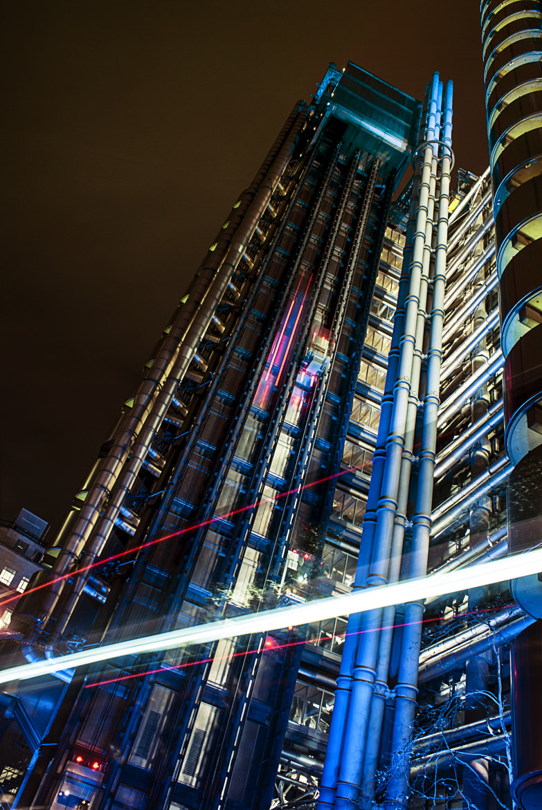 Photograph Lloyds by Andy Kirby on 500px