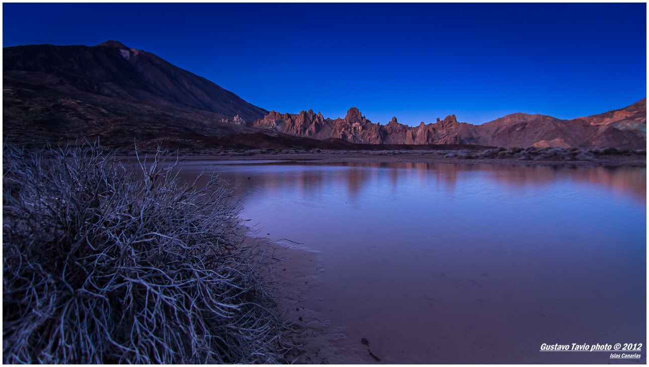 Photograph Reflejos del Teide... by Gustavo Tavío on 500px