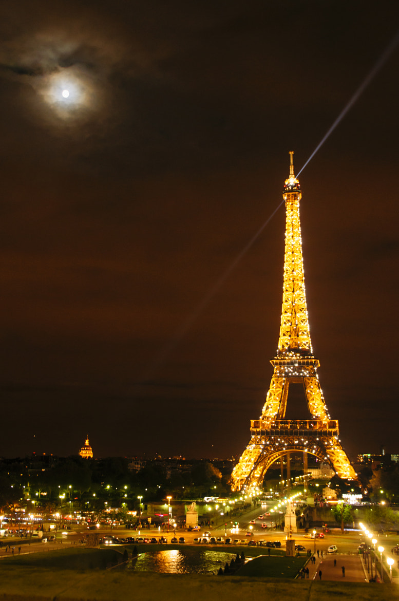 Photograph Eiffel Tower by Night by Stefen Dicks on 500px
